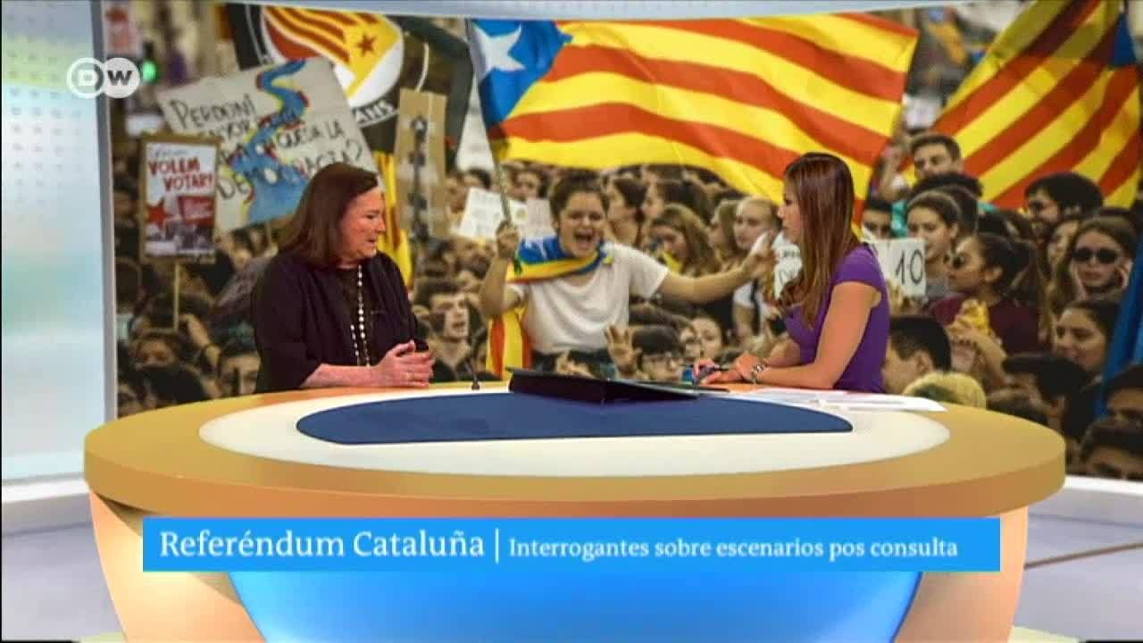 Referéndum en Cataluña: posibles escenarios