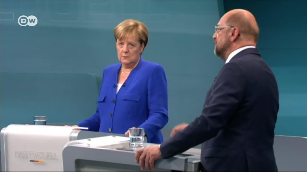 Refugiados: tema del debate electoral alemán