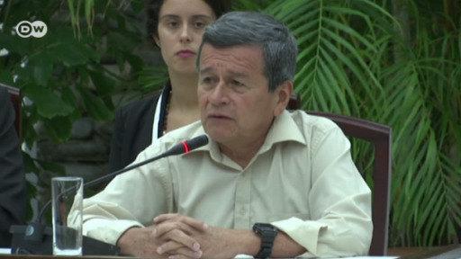 Reinicia diálogo de paz en Cuba