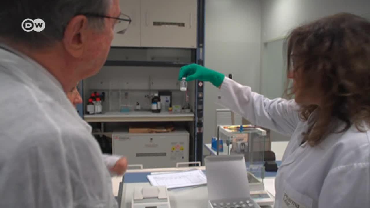 Remedio contra la covid-19: del mar al laboratorio