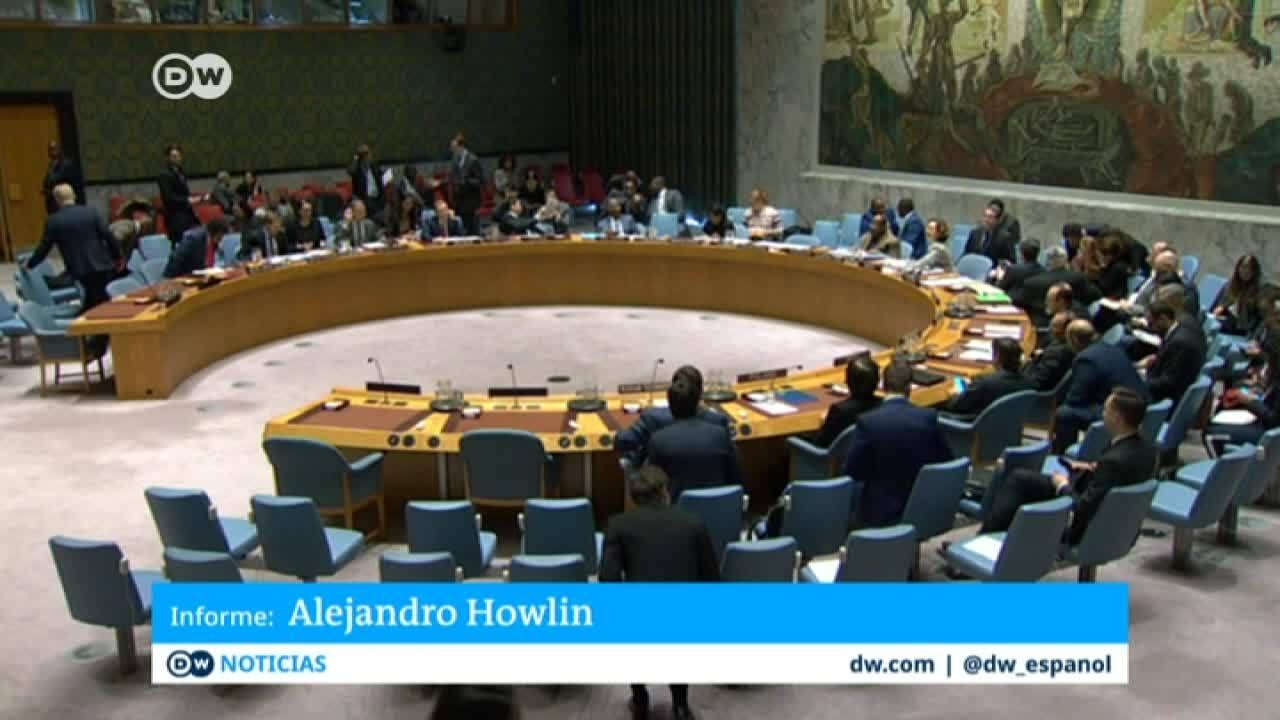 Reunión de la ONU por la crisis venezolana