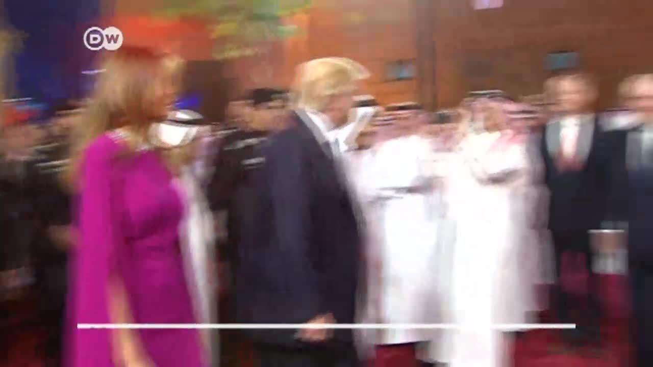 Reunión de Trump con líderes musulmanes