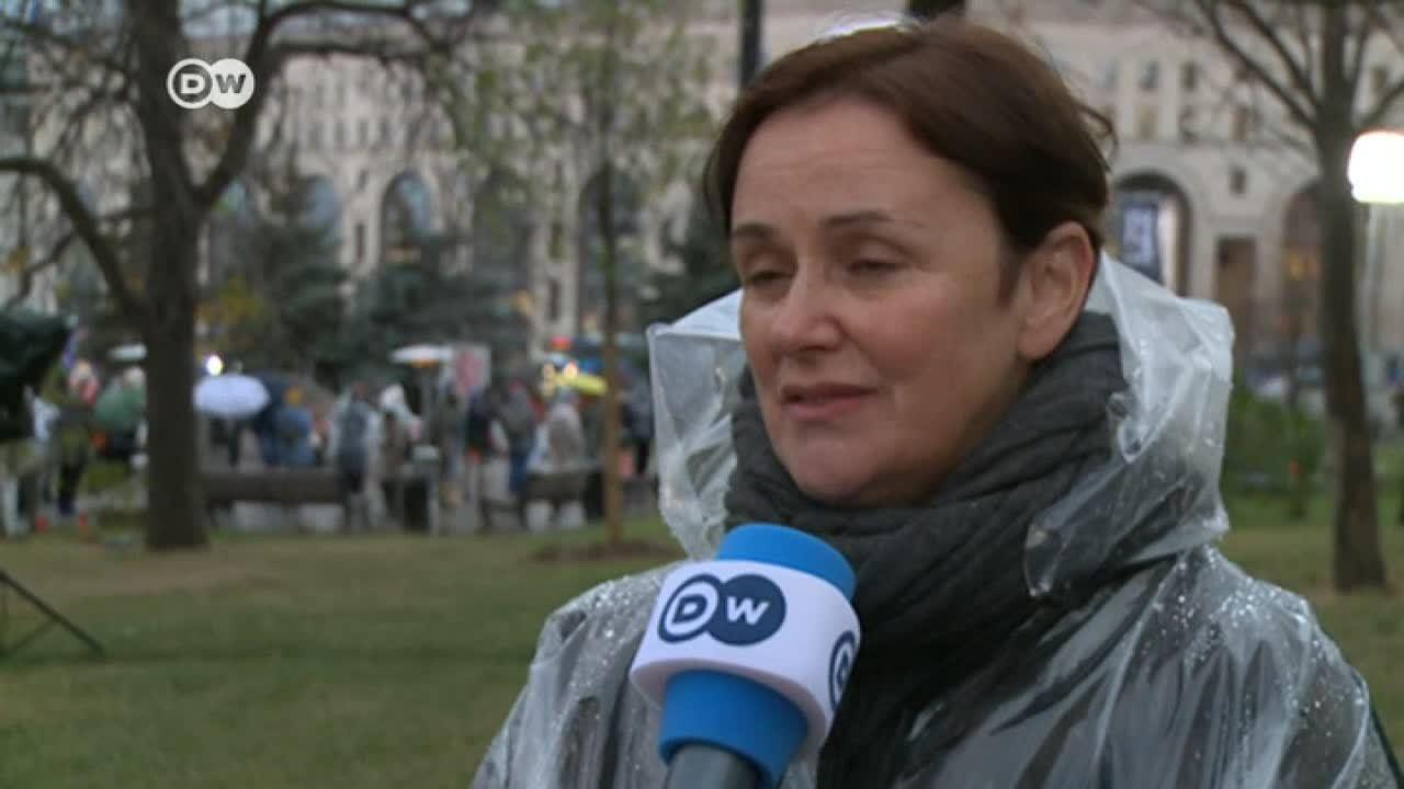 Rusia: Activistas rusos recuerdan a las víctimas de Stalin