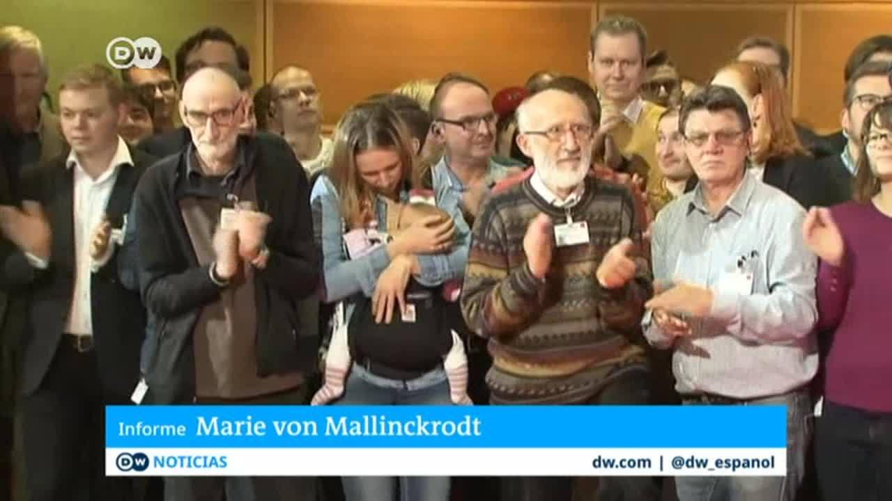 Saskia Esken y Norbert Walter-Borjans ganan la carrera por la presidencia del SPD alemán