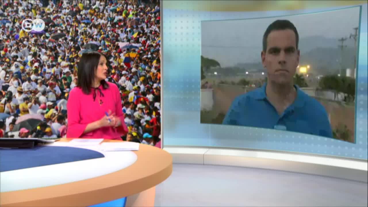 Se confirma presencia de Guaidó en Cúcuta
