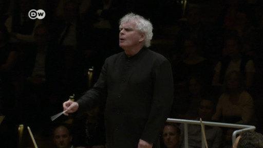 Simon Rattle se despide de la Filarmónica de Berlín