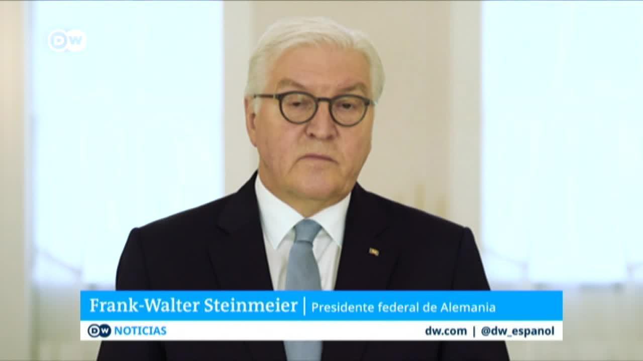 Steinmeier pide más solidaridad