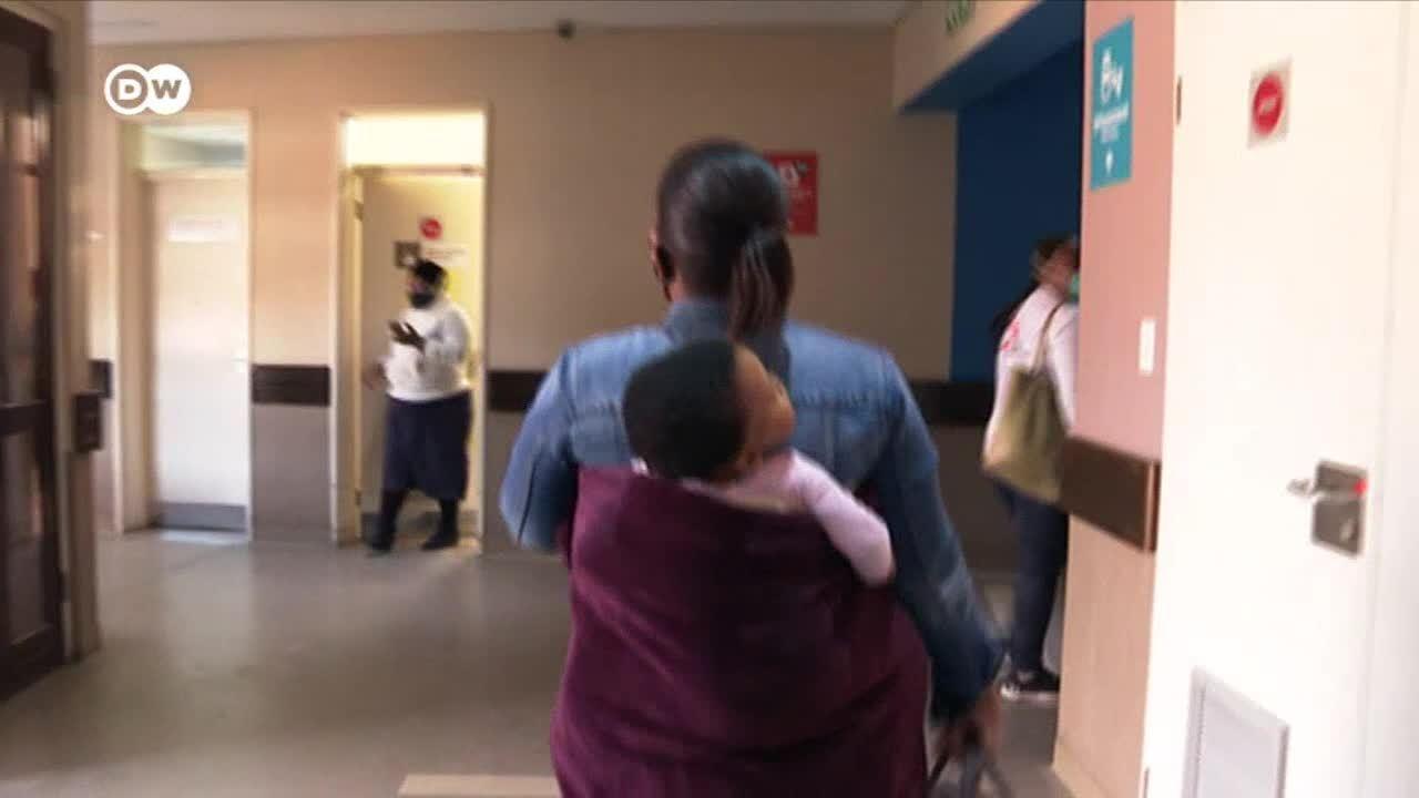 Sudáfrica - Pacientes de VIH sufren por la pandemia