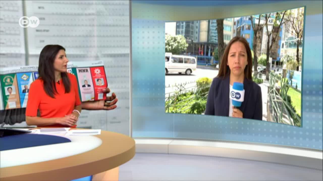 Tensión en Bolivia ante recuento de votos