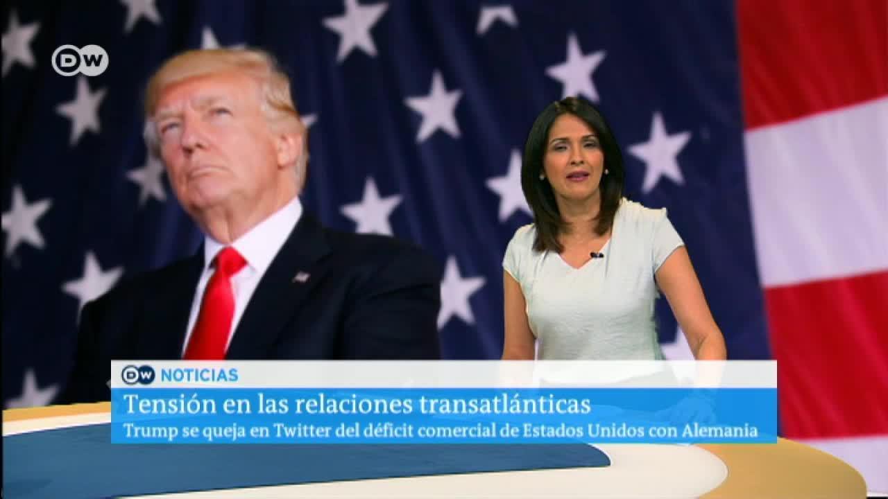 Tensión en las relaciones transatlánticas