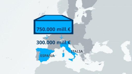 UE discute sobre fondo de recuperación