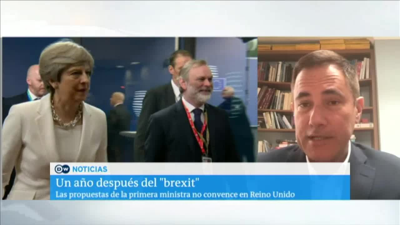UE y Reino Unido escépticos ante la propuesta de Theresa May