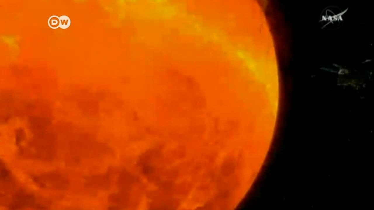 Una sonda que casi tocará el Sol