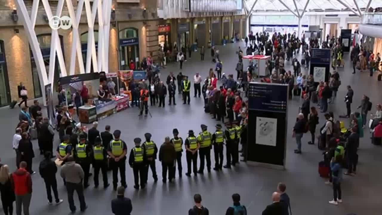 Uno de los atacantes de Londres estaba fichado por la policía