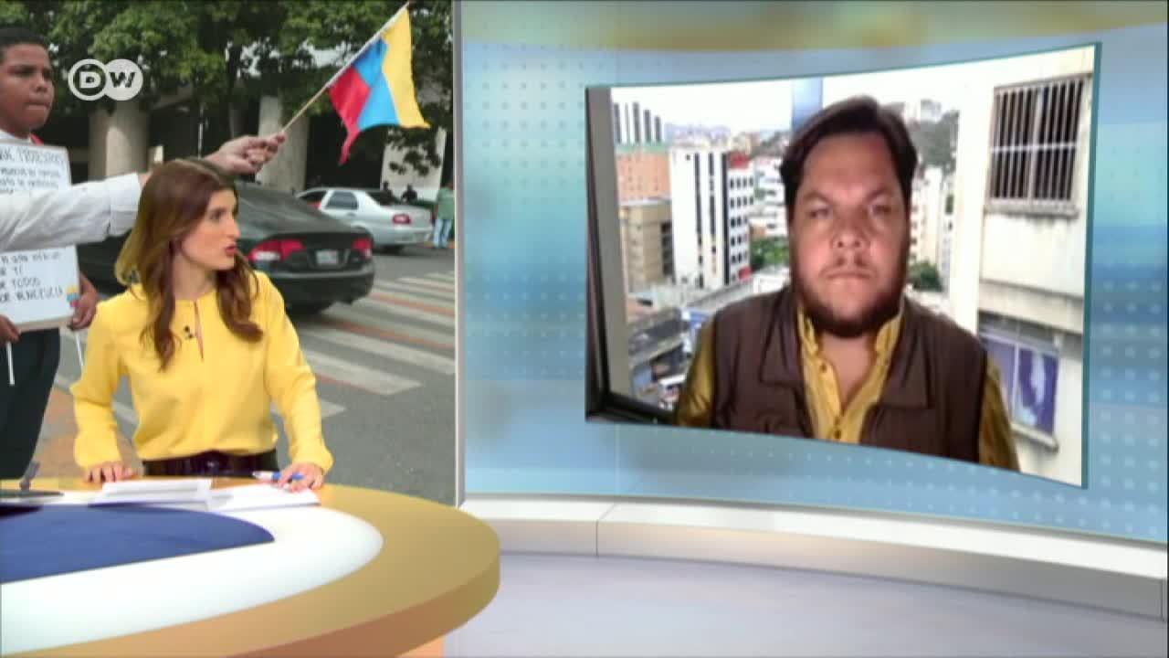 Venezuela: oficialismo y oposición buscan el apoyo de las FF.AA