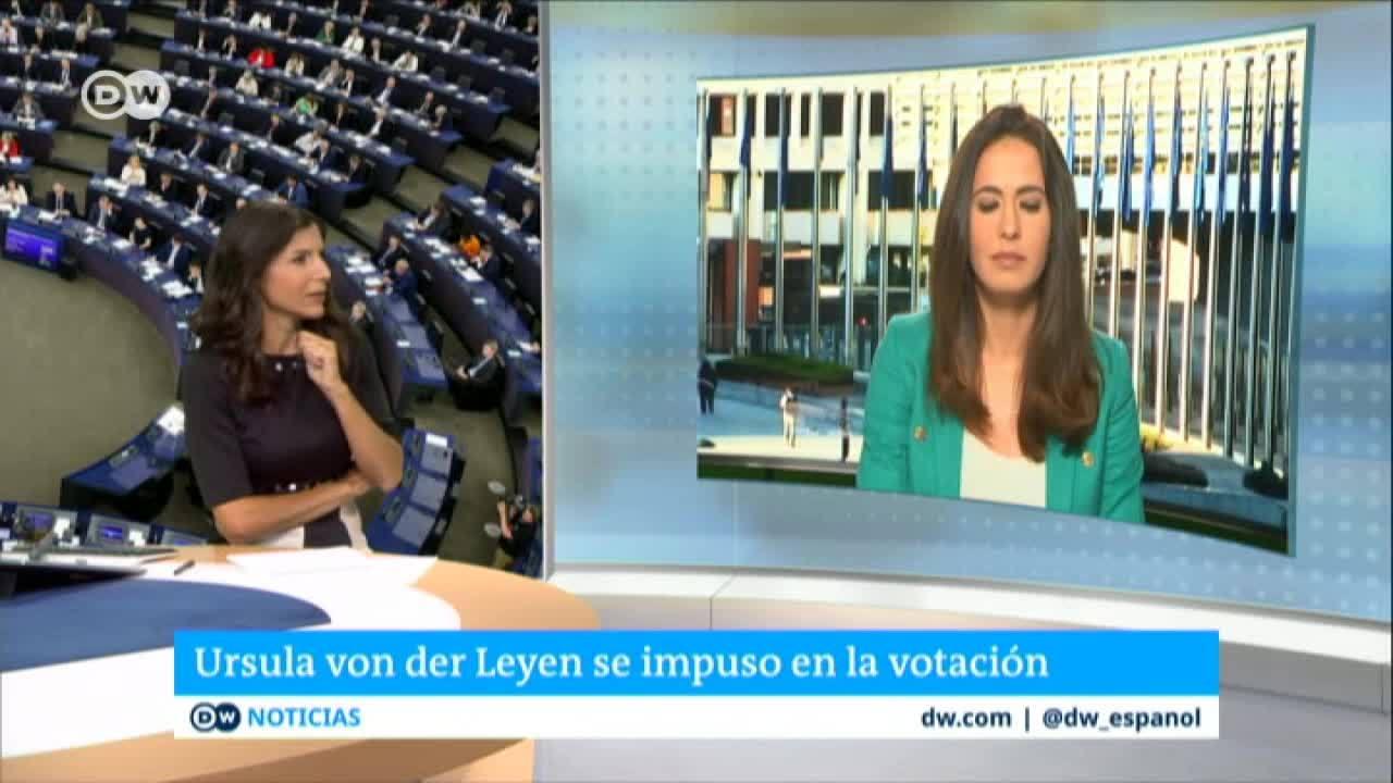 Von der Leyen presidirá la Comisión Europea