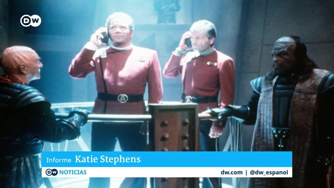 William Shatner de Star Trek irá al espacio