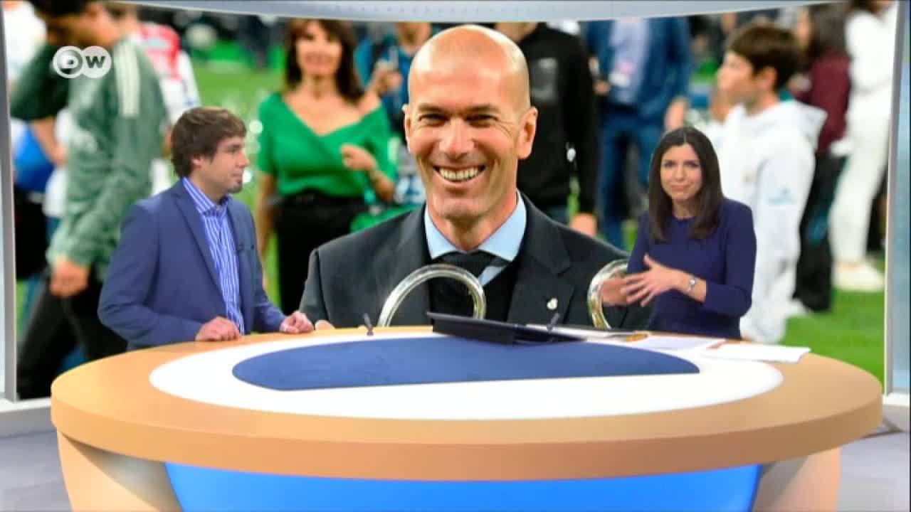 Zidane retoma riendas del Madrid
