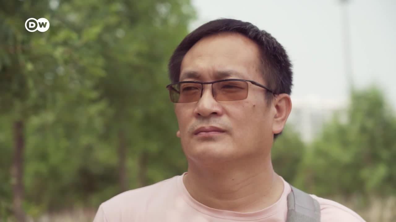 Detenido y desaparecido en China