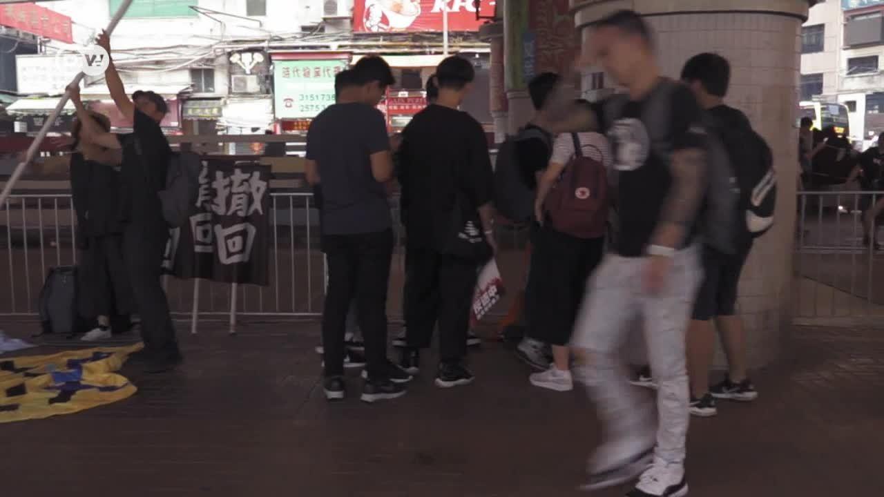 La juventud de Hong Kong