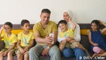 Los Suleiman cinco años después de su huída