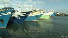 Pescadores italianos denidos en Libia