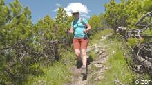 El senderismo como forma de entrenamiento