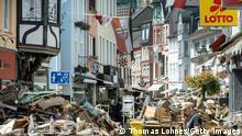 Alemania tras las inundaciones