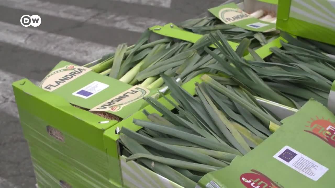 Francia: contra el desperdicio de alimentos
