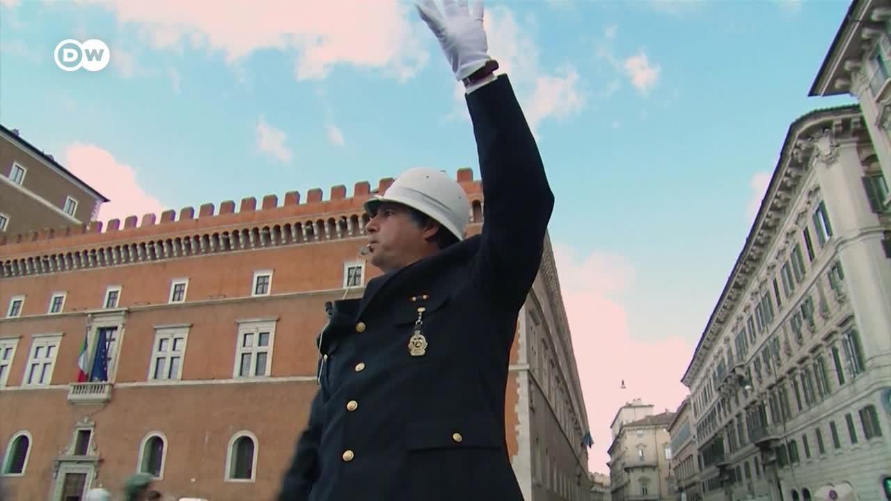 Italia: dirigiendo el caos