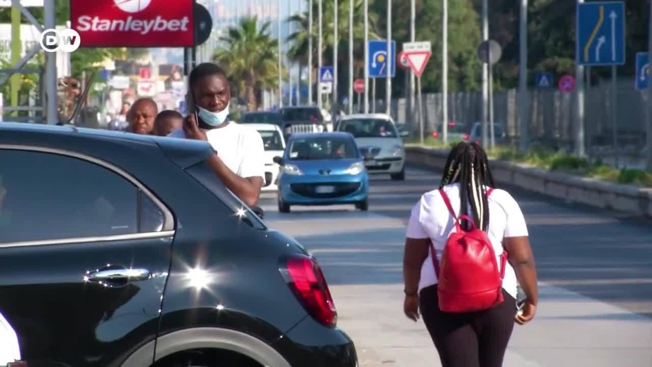 Italia: mafias nigerianas de trata de blancas
