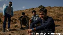 Turquía: huyendo de los talibanes