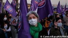 Turquía: las mujeres se defienden