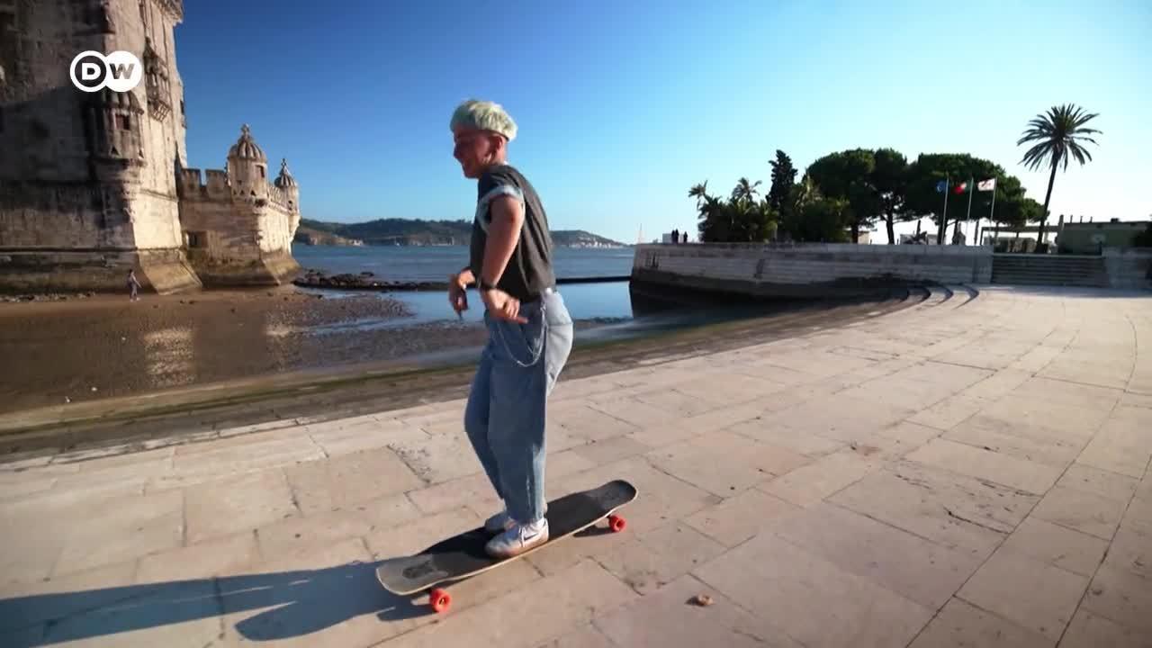 Bailando con tabla: Gui Alfeo, longboard dancer