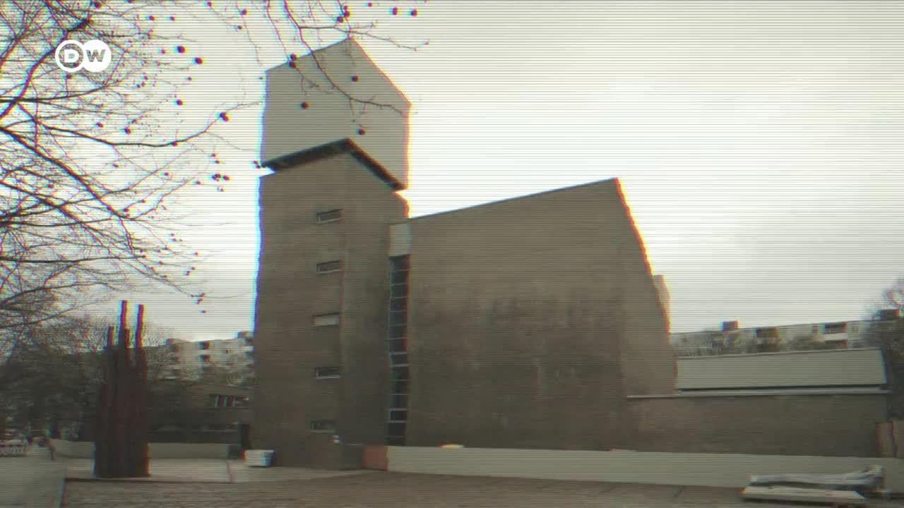 Puro hormigón: la arquitectura brutalista en Berlín