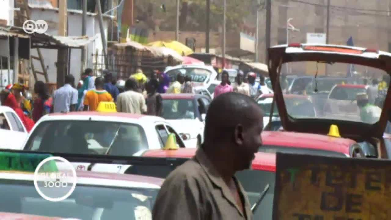 Comida rápida: Brochettes de Níger