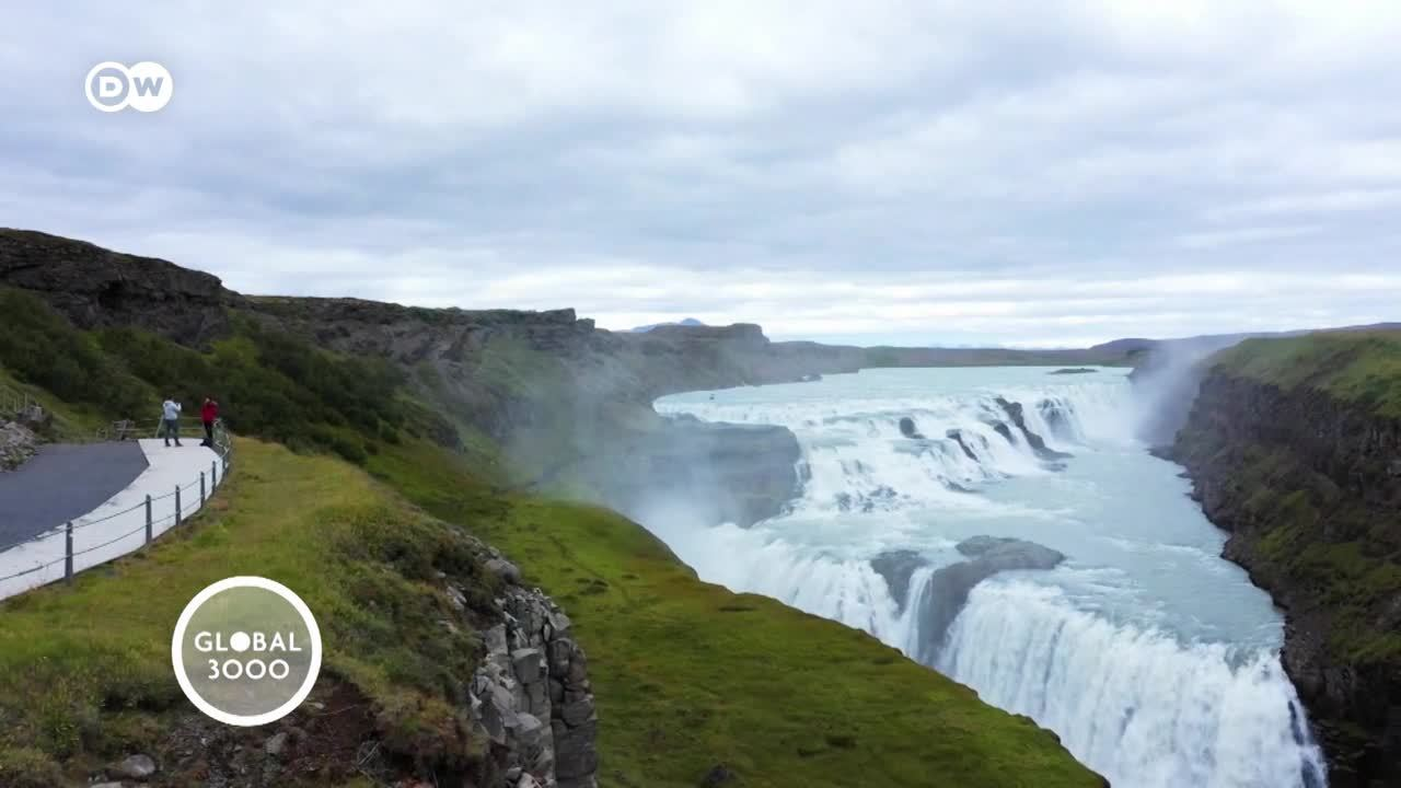 Islandia: aspiradora de CO2 contra el cambio climático