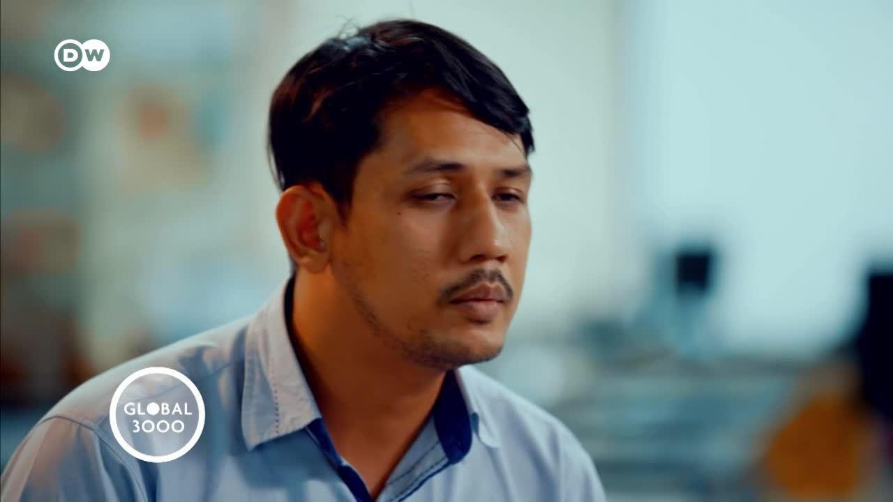 Malasia: Al rico aperitivo de plástico
