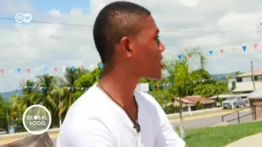 Millennium Teen Belice: Khalil Martínez