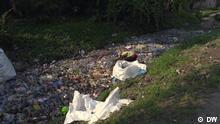 R.D. Congo: plástico en los ríos de Kinshasa