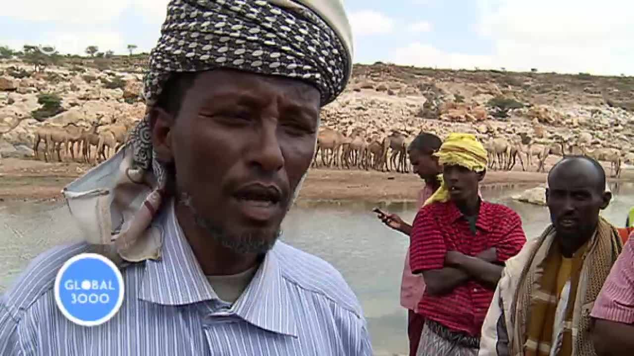 Somalia: vivir con la sequía