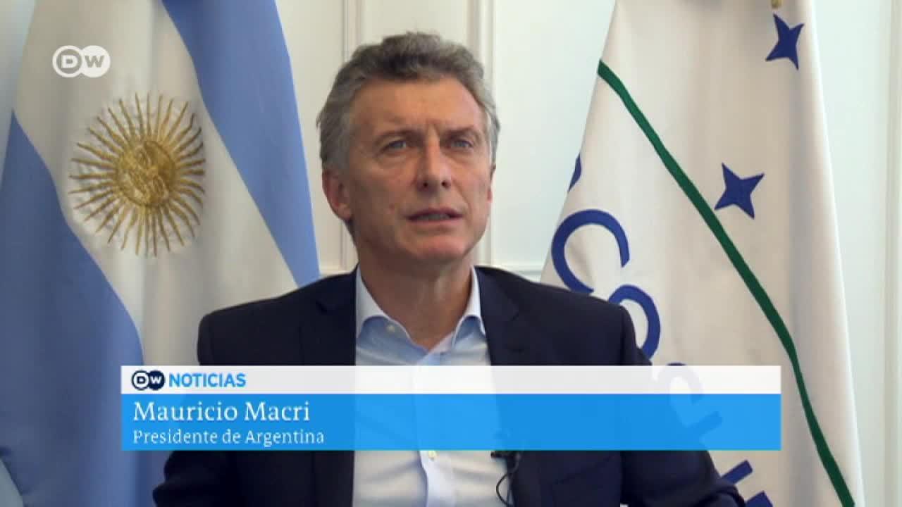 Entrevista en exclusiva con Mauricio Macri