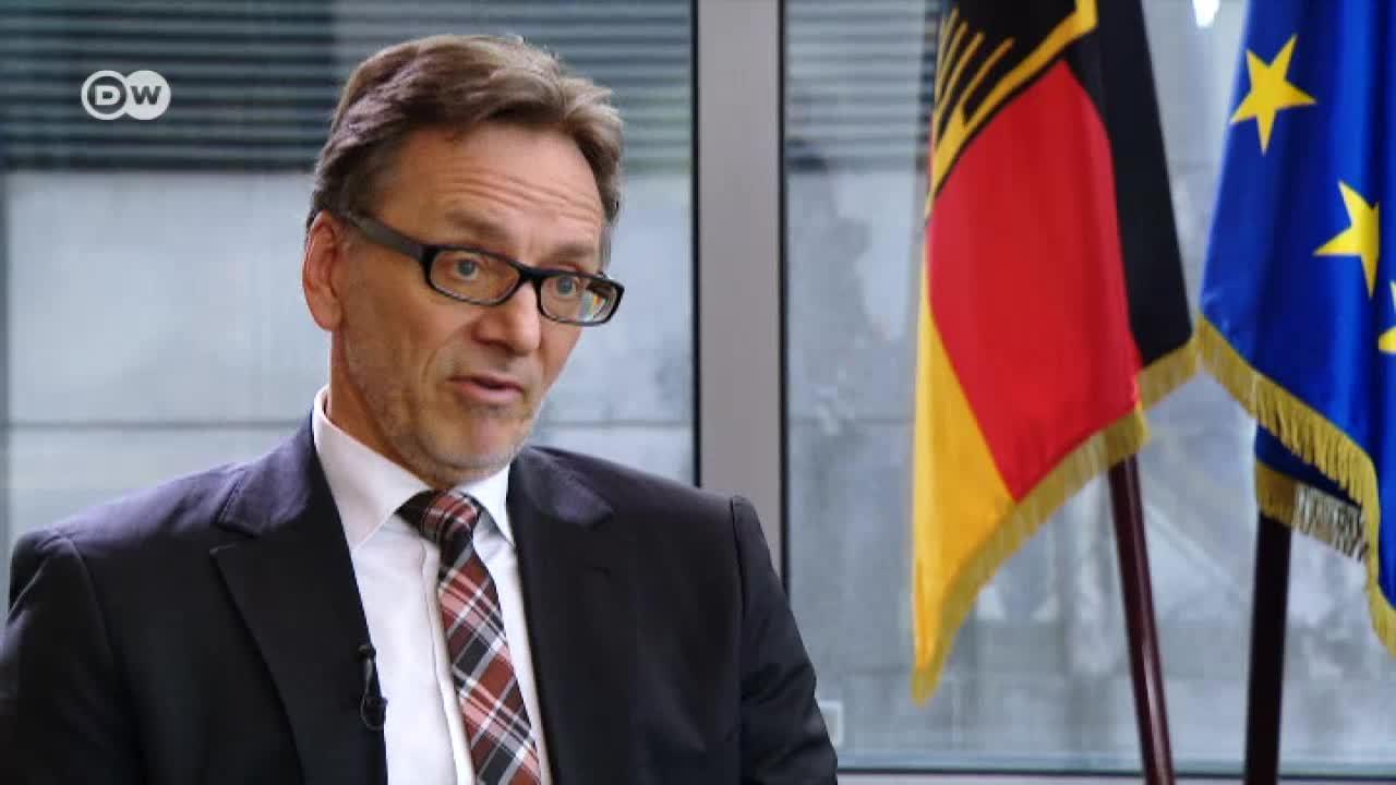 Holger Münch - Alemania, objetivo terrorista