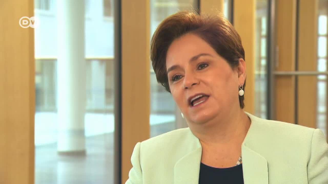 Patricia Espinosa - Pacto de París: contra el cambio climático