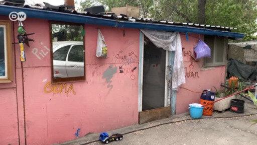España: la vida en barrio marginal
