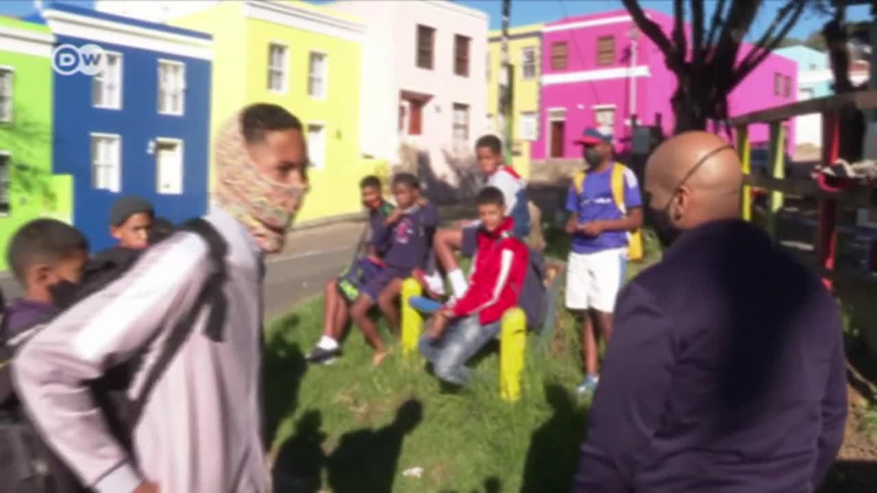 Sudáfrica: miedo a tercera ola de COVID-19