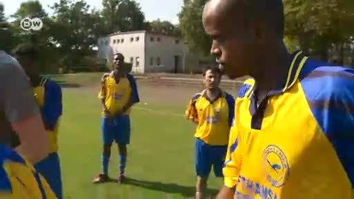 Reportaje FC Treptow