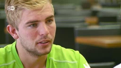 Y ahora: el campeón del mundo Christoph Kramer, del Moenchengladbach