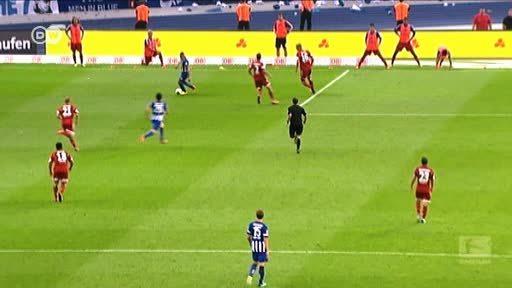 Y ahora... el Hertha Berlín