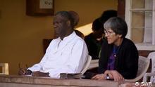 Defensores de la paz en el Congo - Doctora alemana apoya al Nobel de la Paz, Denis Mukwege